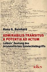 Admirabilis transitus a potentia ad actum. - Reinhard, Hans G.