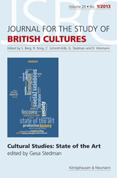 Cultural Studies: State of the Art