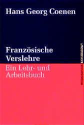 Französische Verslehre. - Coenen, Hans Georg