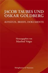 Jacob Taubes und Oskar Goldberg.