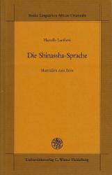 Die Shinassha-Sprache. - Lamberti, Marcello