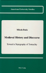 Medieval History and Discourse