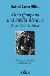 Dino Campana und Sibilla Aleramo. - Cacho Millet, Gabriel